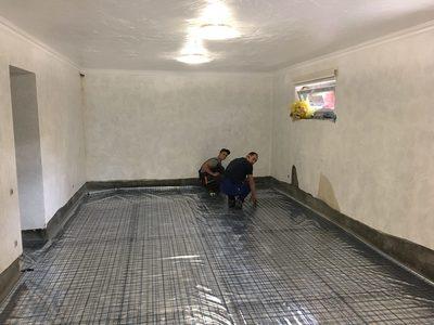Тепла підлога: монтаж,  гарантія,  обслуговування - main