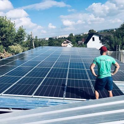 Сонячні панелі: продаж,  встановлення,  обслуговування - main