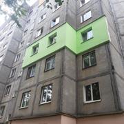 Зовнішнє утеплення фасадів квартир,  м. Рівне - foto 0