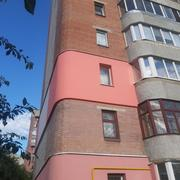 Зовнішнє утеплення фасадів квартир,  м. Рівне - foto 1