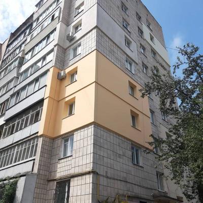 Зовнішнє утеплення фасадів квартир,  м. Рівне - main